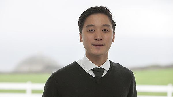 Joshua Choo - BSc (Hons) Maritime Business and Logistics graduate