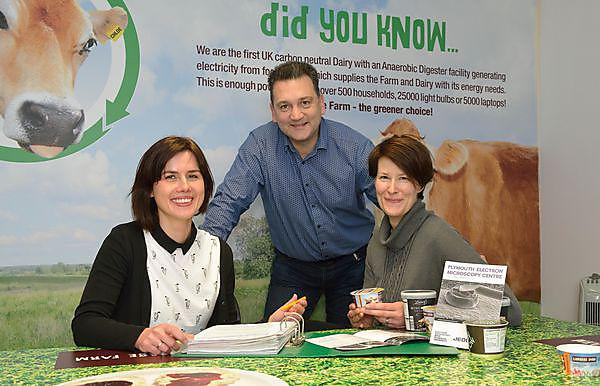 Devon dairy harnesses University expertise
