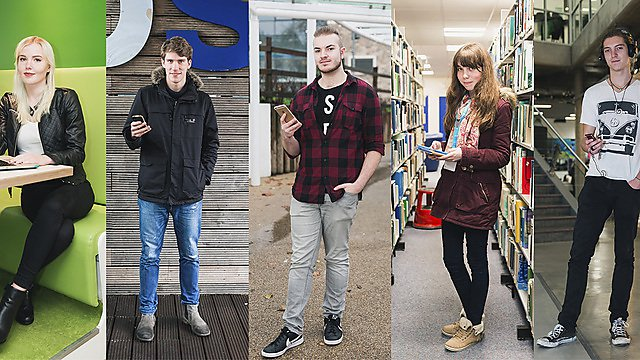 digital habits of Plymouth students