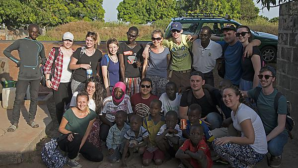 Field trip to Gambia