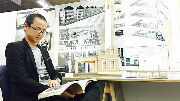 Architect at the China Agriculture University Town-country Planning and Design Research Institute - Morton Mao