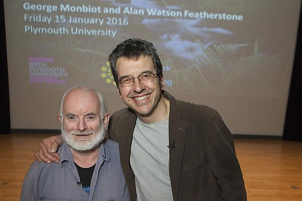 Alan Watson Featherstone and George Monbiot