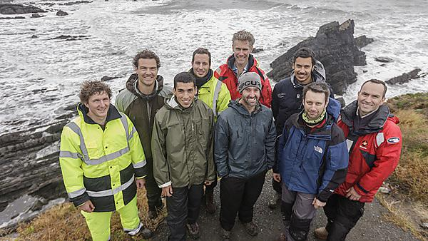 The Coastal Processes Research Group
