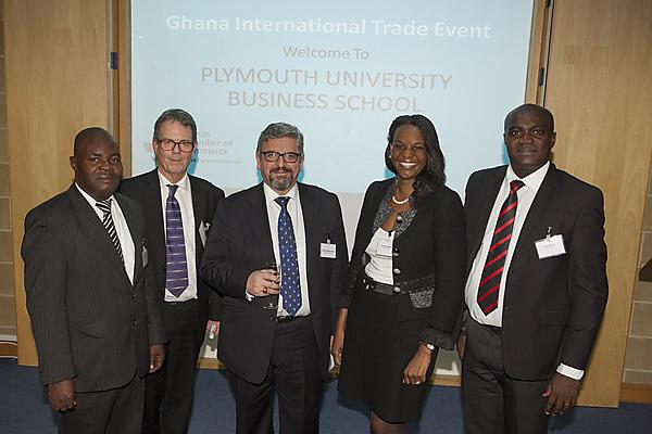 Plymouth University Faculty of Business signs up to support Devon Chamber of Commerce