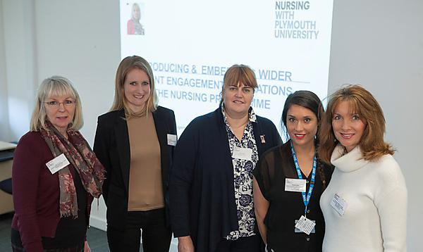Nursing students receive national recognition for patient engagement
