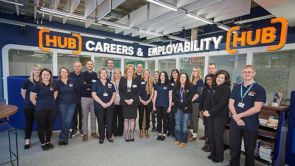 Employability services staff