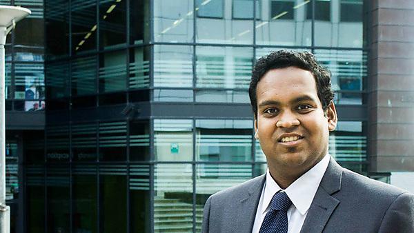 Anurag Sure – Semester Abroad Scheme
