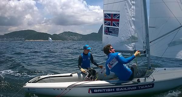 University sailor to train with Team GB