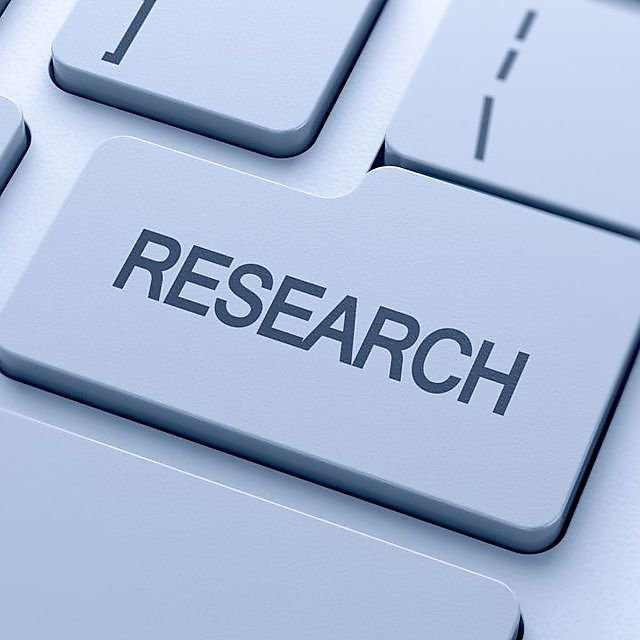 Research word button on keyboard with soft focus courtesy of Shutterstock, Copyright: dencg