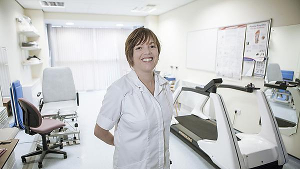 Joanne Paton – BSc (Hons) Podiatry graduate