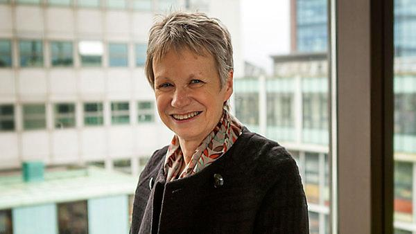 Professor Judith Petts CBE: Vice-Chancellor and Chief Executive