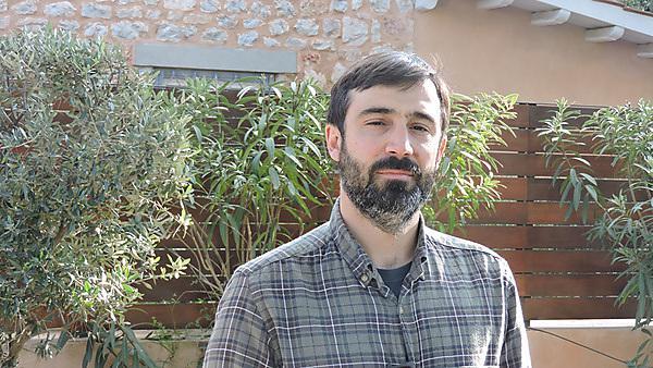 Georgios Georgopoulos – MSc Hydrography graduate