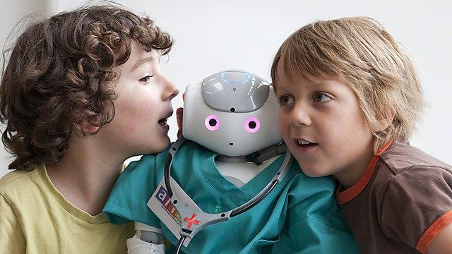 Robots language