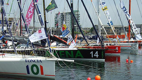 By Graham Richardson from Plymouth, England (Transat Plymouth Uploaded by Badzil) [CC BY 2.0 (http://creativecommons.org/licenses/by/2.0)], via Wikimedia Commons