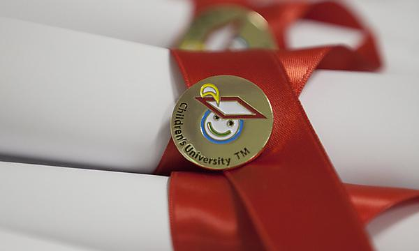 Children's University awards