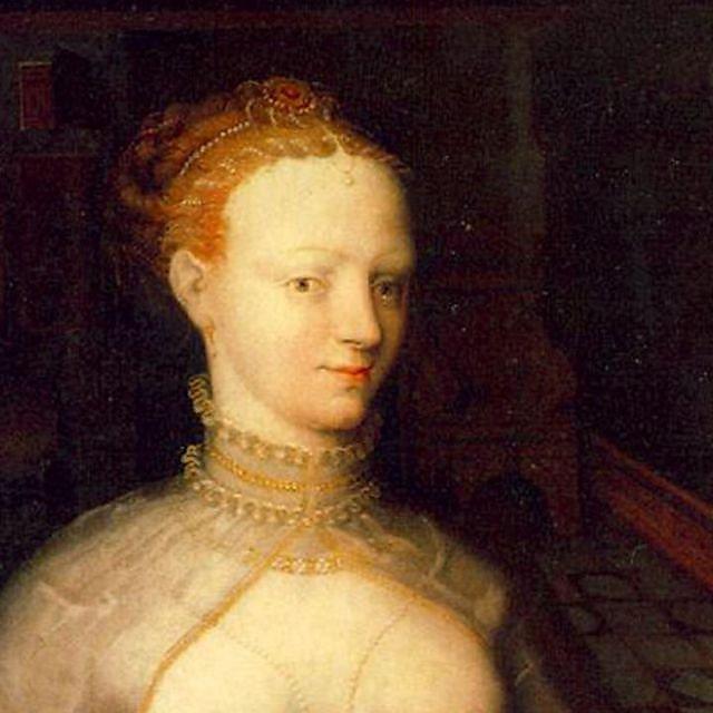 Diane de Poitier, School of Fontainebleau 1590