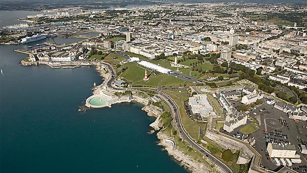 Plymouth becomes the UK's first Fab City