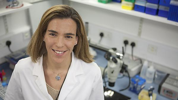 Dr Claudia Barros, Lecturer in Neuroscience