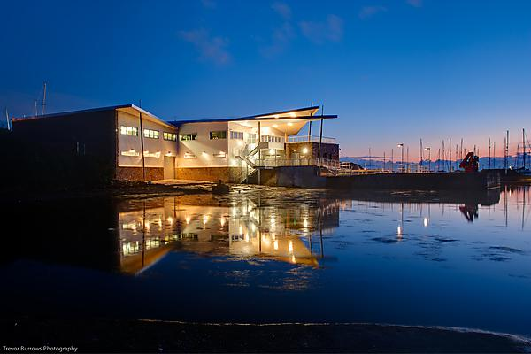Marine Station shortlisted for national 'inspiring' award