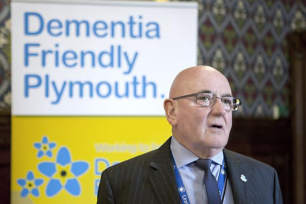 Ian Sherriff, Academic Partnership Lead for Dementia, Plymouth University Peninsula Schools of Medicine and Dentistry