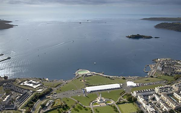 Rich history of Plymouth harbour detailed in new study