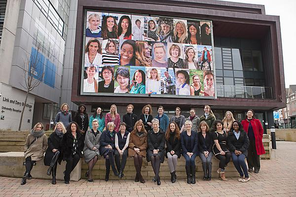 Plymouth University celebrates its Women in Science