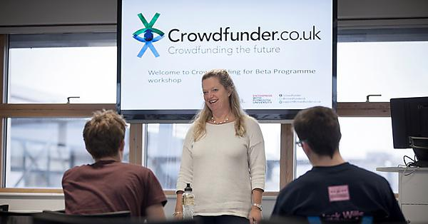 Crowdfunder new jobs