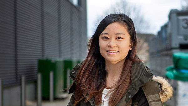International student profile - Ka Wing Ng (Cynthia)