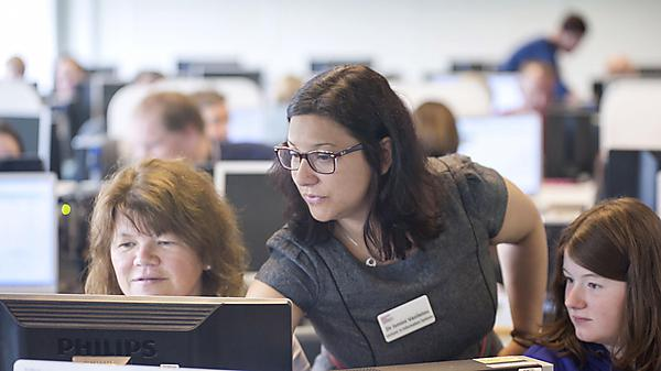 Ismini Vasileiou – BSc (Hons) Computing graduate