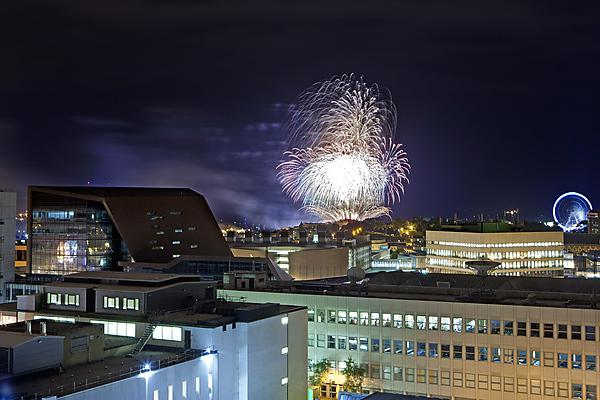 British Fireworks Championships 2013