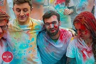 Campus Colour Dash