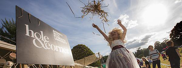 Plymouth University and Port Eliot Festival work to enhance creative experiences