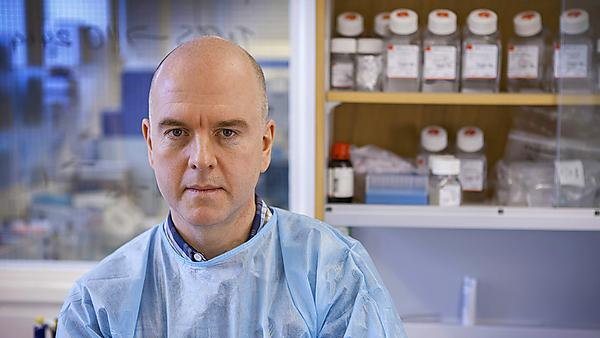 Dr Michael Jarvis, Associate Professor of Virology and Immunology