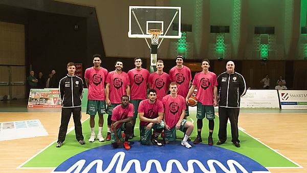 Plymouth Raiders basketball<br>