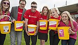 Santander also supported Wear a Hat Day 2015