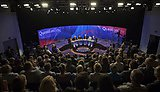 BBC Question Time from Plymouth filmed in The House