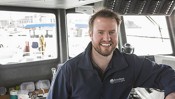 Stuart Slade – BSc (Hons) Ocean Science graduate