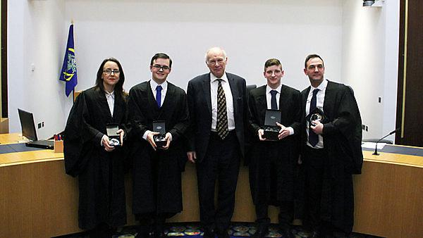 Plymouth Student Law Society impresses at the UK Supreme Court