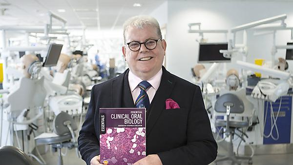 Plymouth dental expert produces 'must-have' dentistry text book