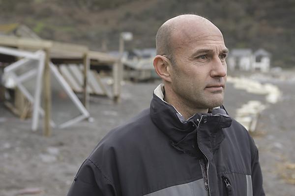 Dr Mark Davidson, Associate Professor in Coastal Processes