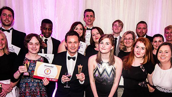 Student awards celebrate teaching stars