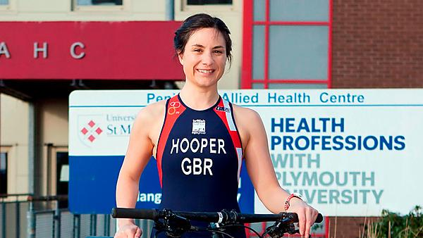 University athlete reaches Great Britain standard