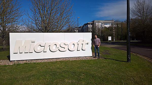 Ben De St Paer-Gotch – BSc (Hons) Computing graduate