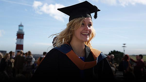 Choose Plymouth for postgraduate study