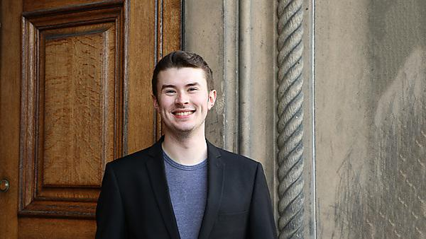 John McDowell – MSc Marine Renewable Energy graduate