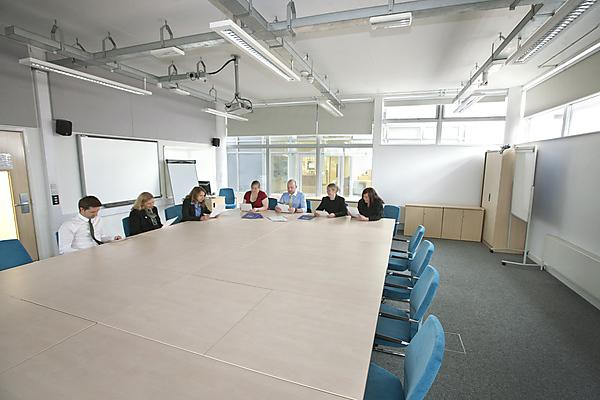 Rolle conference room