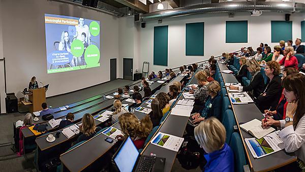 Roland Levinsky Building Lecture theatre 2
