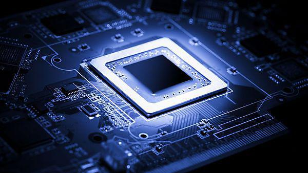 Graphic processor. Courtesy of Shutterstock