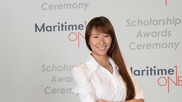 Jai Yan Lim - BSc (Hons) Maritime Business and Logistics graduate