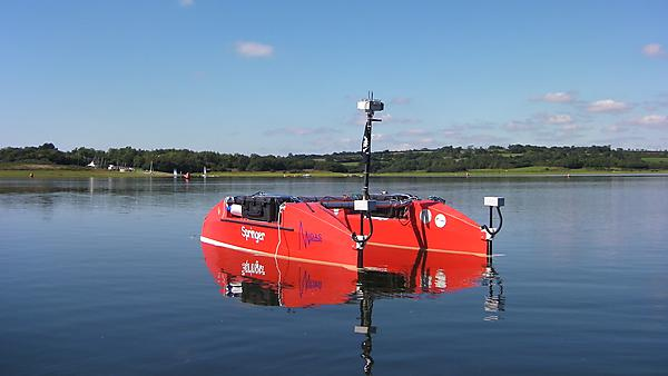Springer, an autonomous surface vehicle